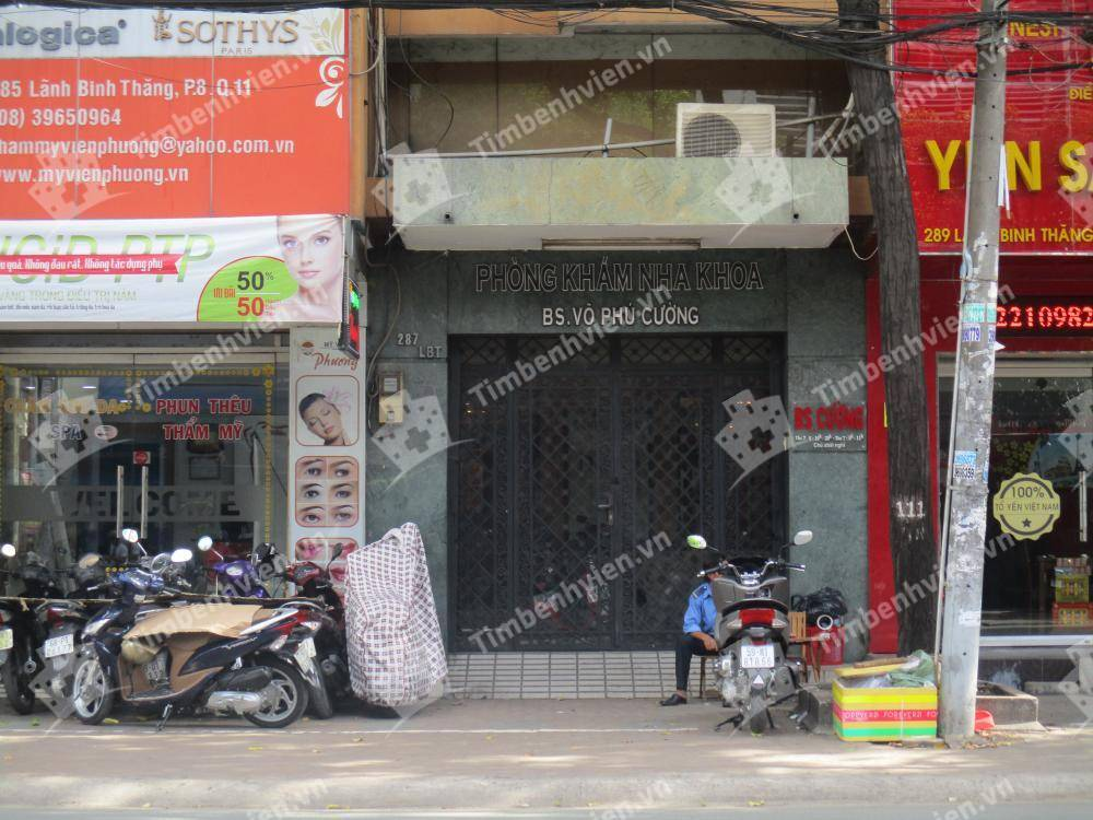 Phòng Khám Chuyên Khoa Răng Hàm Mặt - BS. Võ Phú Cường