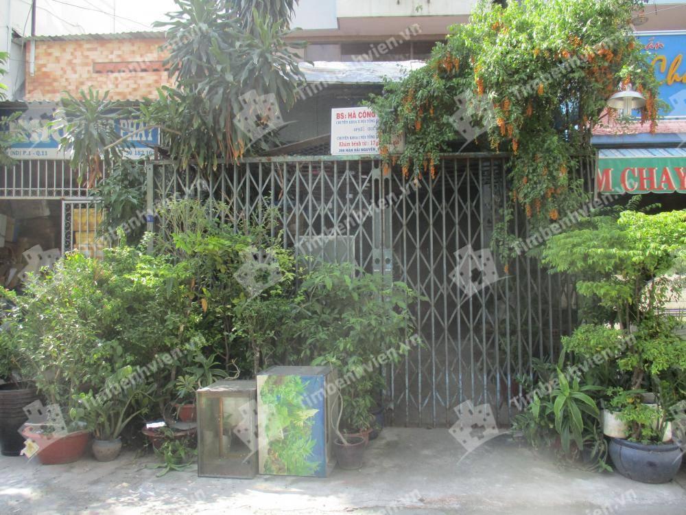 Phòng Khám Chuyên Khoa Nội Tổng Quát - Tim Mạch - BS. Hà Công Quỳnh