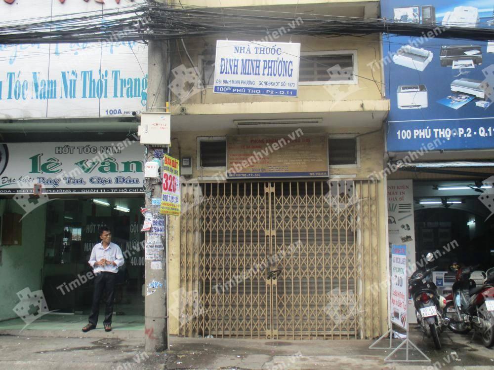 Phòng Khám Chuyên Khoa lao & Bệnh Phổi - BS. Lê Bá Quang