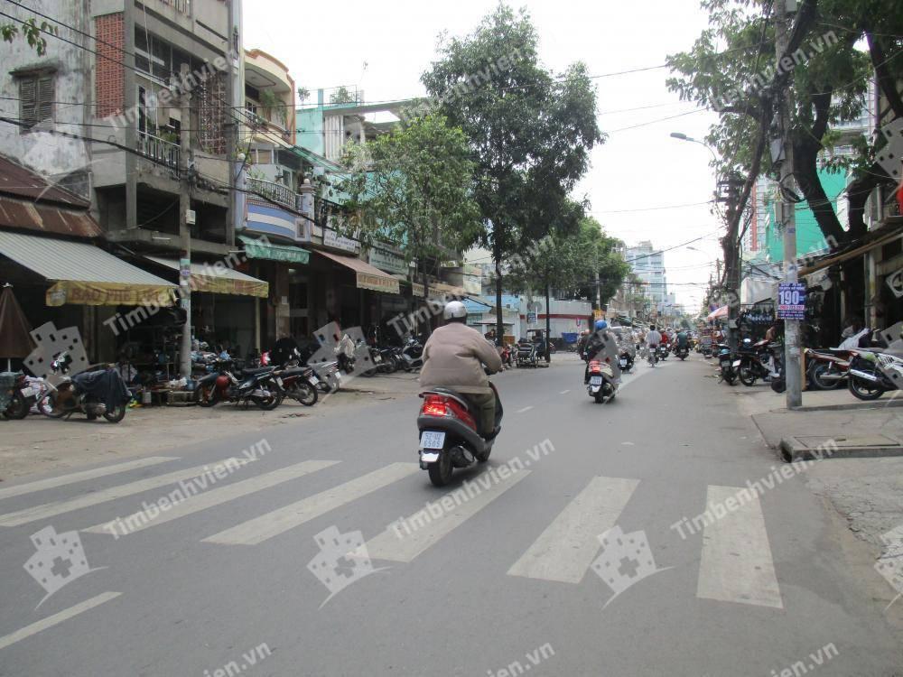 Phòng Khám Chuyên Khoa Nội Tổng Quát - BS. Lý Vĩnh Minh