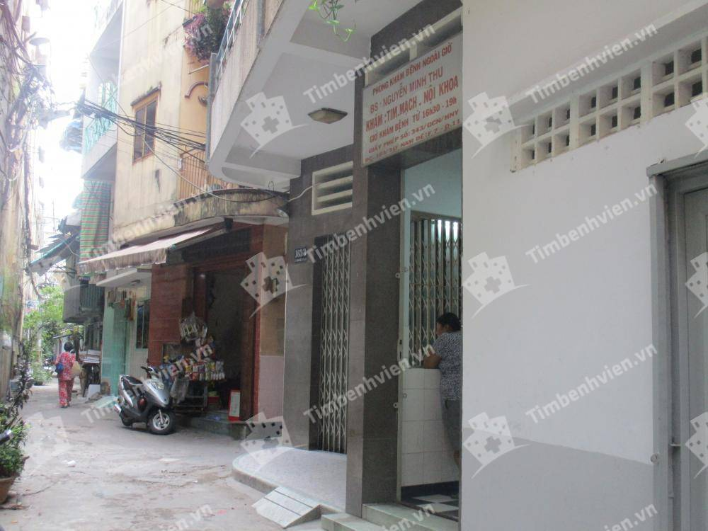 Phòng Khám Chuyên Khoa Tim Mạch - BS. Nguyễn Minh Thu
