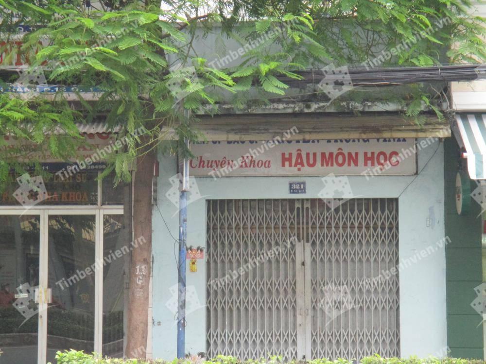 Phòng Khám Chuyên Khoa Nội Tổng Hợp - BS. Nguyễn Trung Vinh