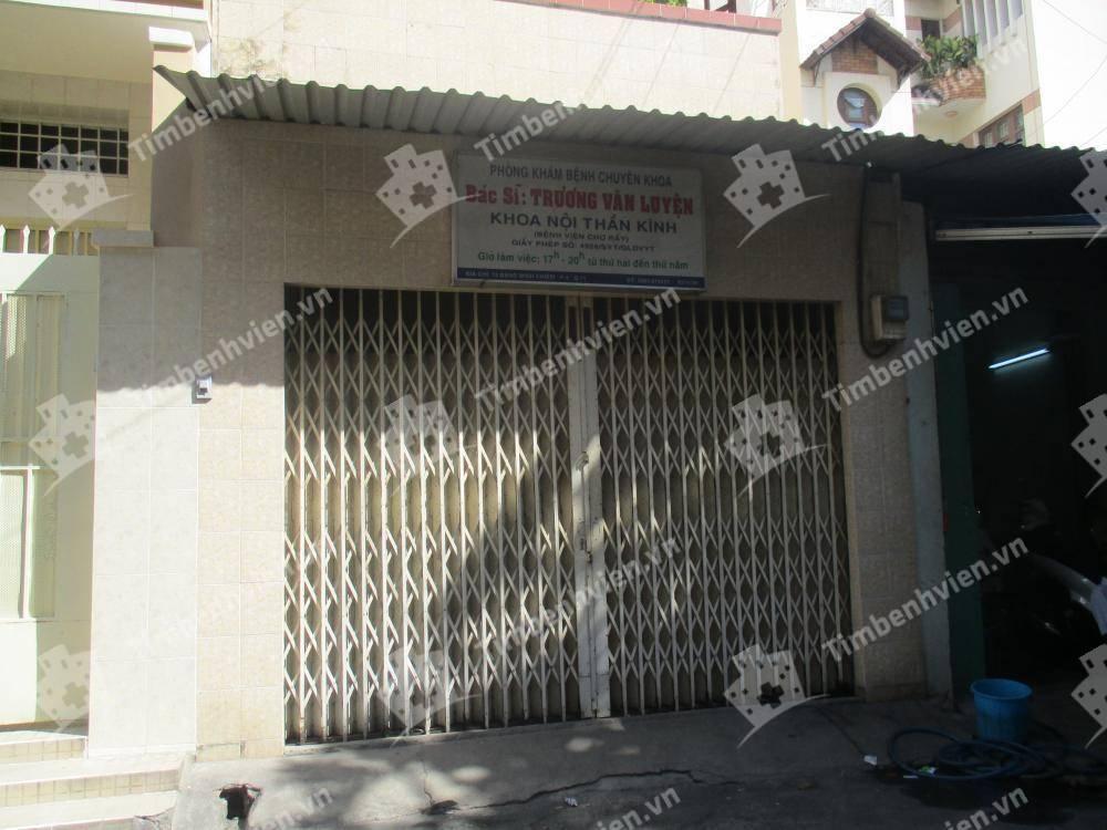 Phòng Khám Chuyên Khoa Nội Thần Kinh - BS. Trương Văn Luyện