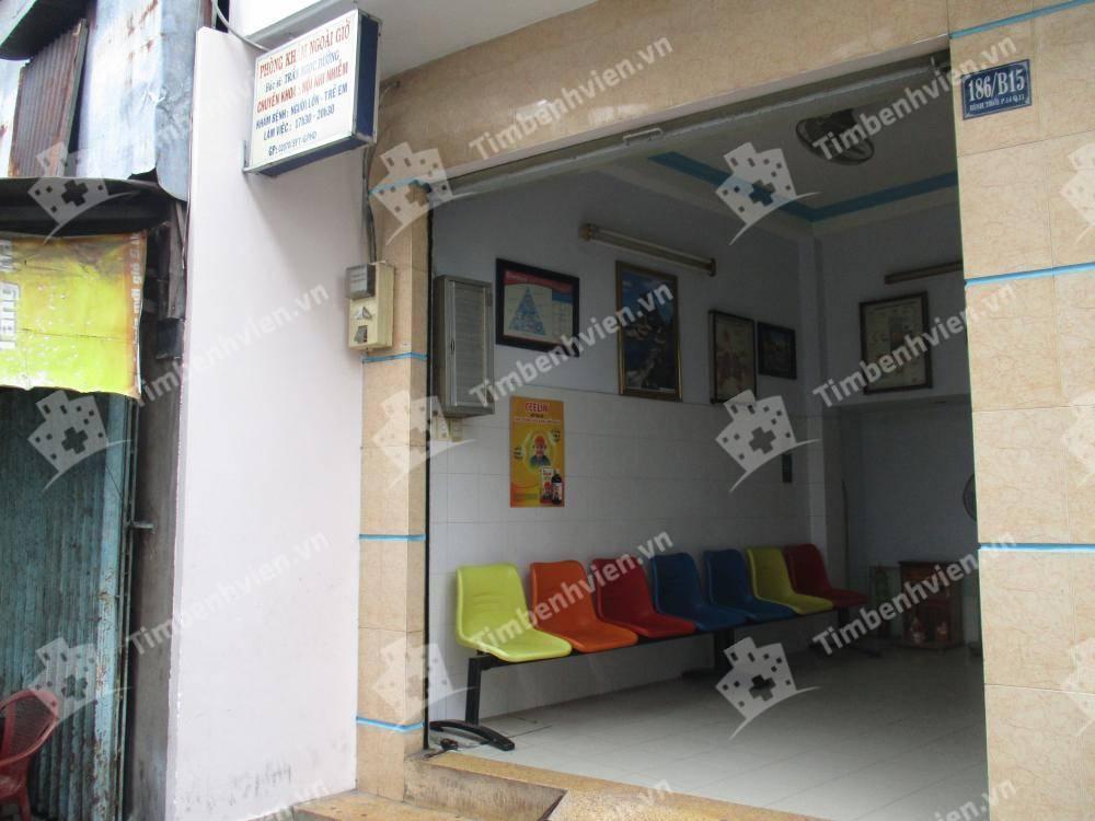 Phòng Khám Chuyên Khoa Nhi - BS. Trần Ngọc Đường