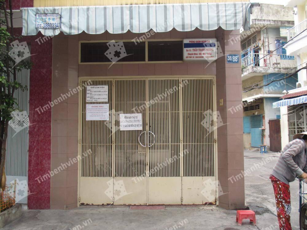 Phòng khám chuyên khoa Ung Bướu - BS. Trần Thanh Phương