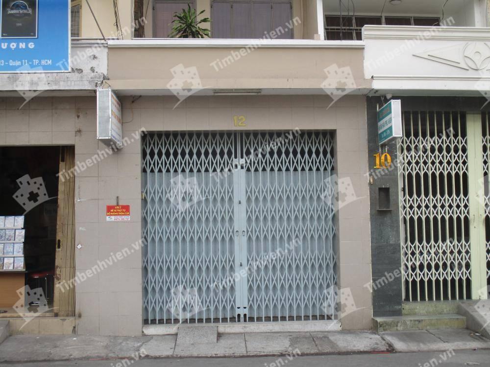 Phòng khám chuyên khoa Nội Nhiễm