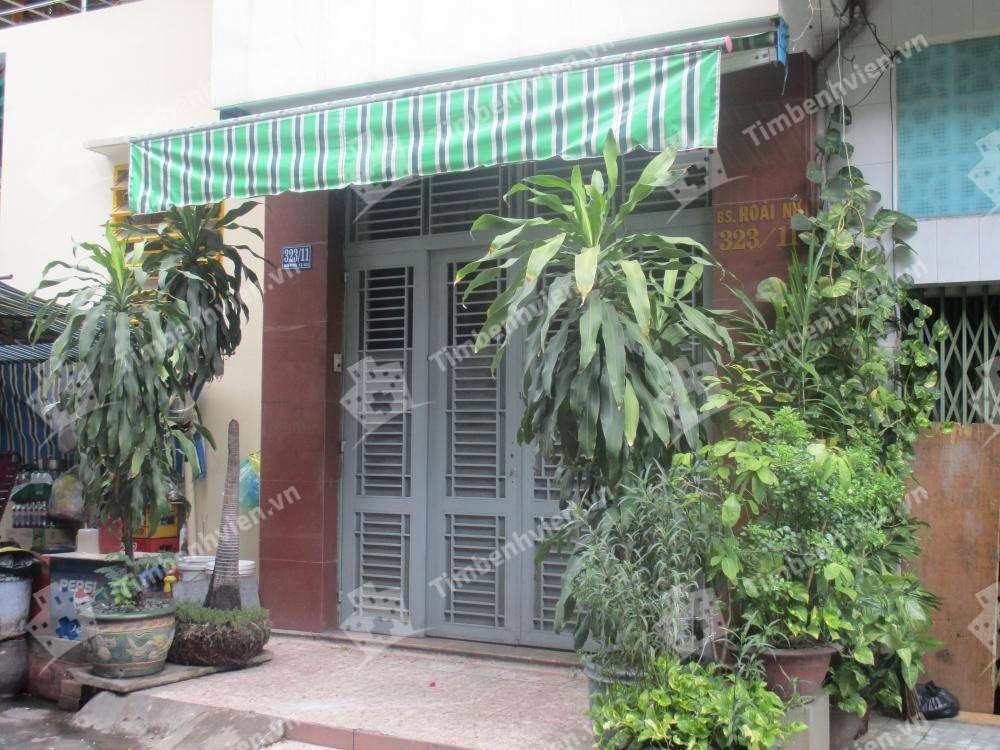 Phòng Khám Chuyên Khoa Nội Tổng Quát  - BS. Chung Hoài Nữ - Cổng chính