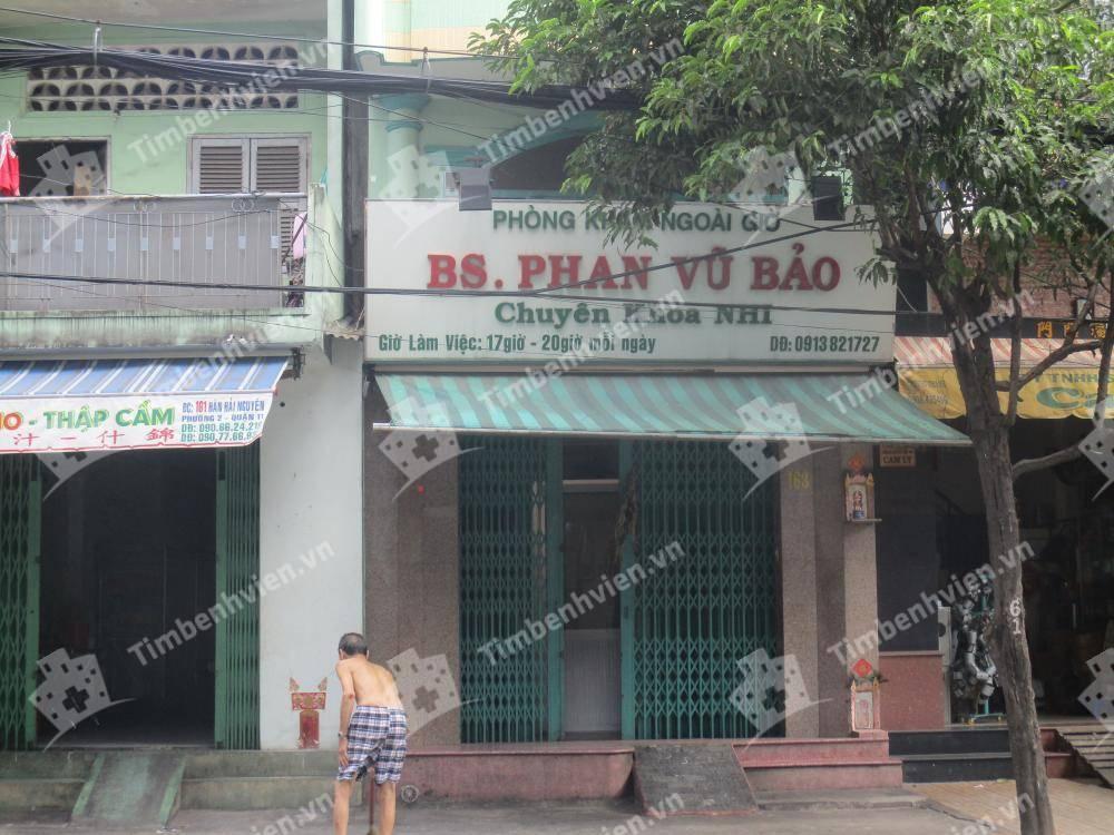 Phòng Khám BS Phan Vũ Bảo - Cổng chính