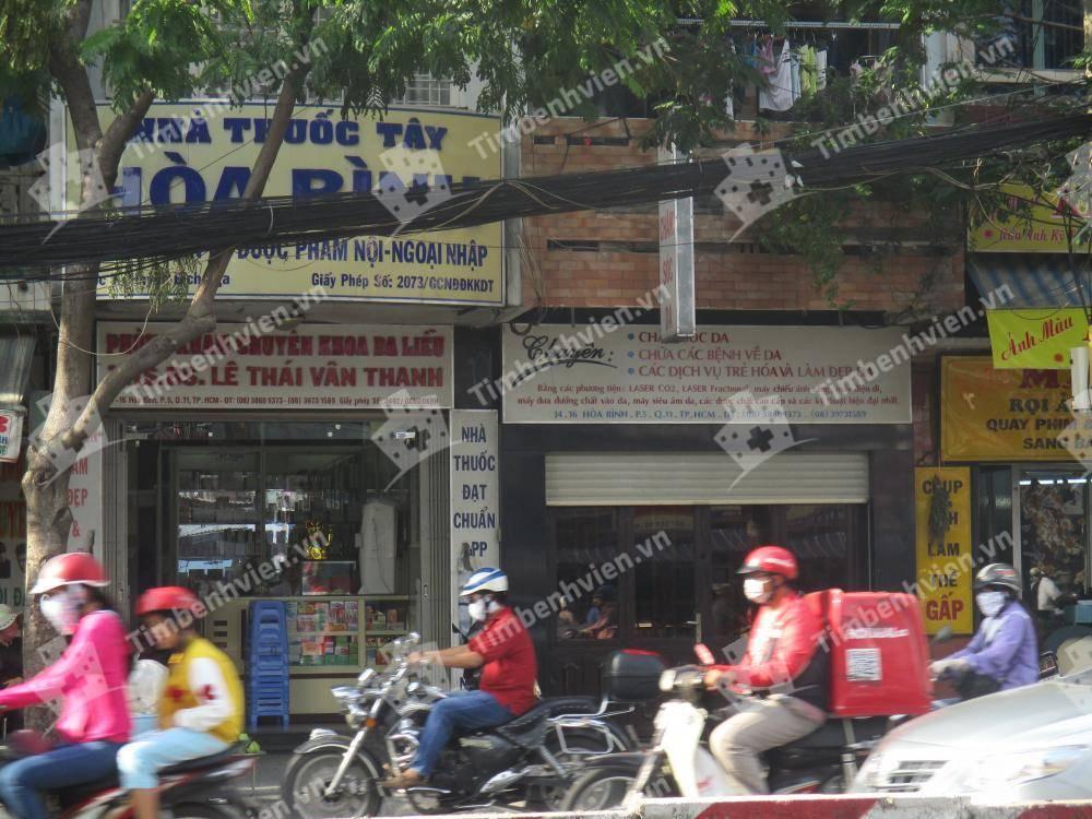 Phòng Khám Chuyên Khoa Da Liễu - TS.BS Lê Thái Vân Thanh