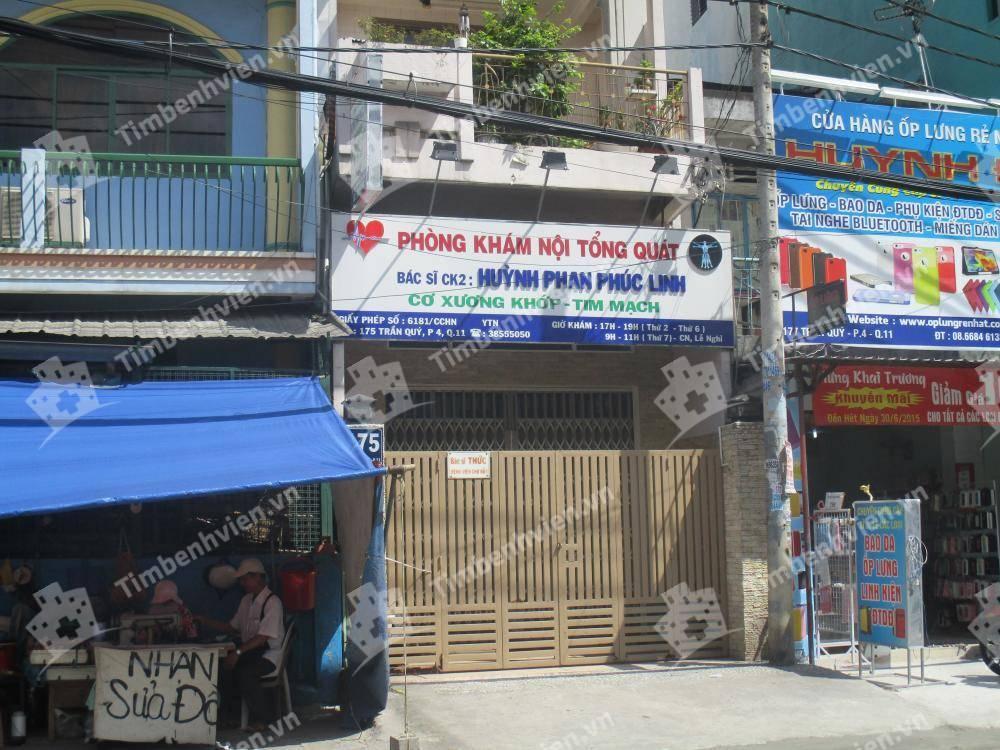 Phòng Khám Chuyên Khoa Nội Tổng Quát - BS. Huỳnh Phan Phúc Linh