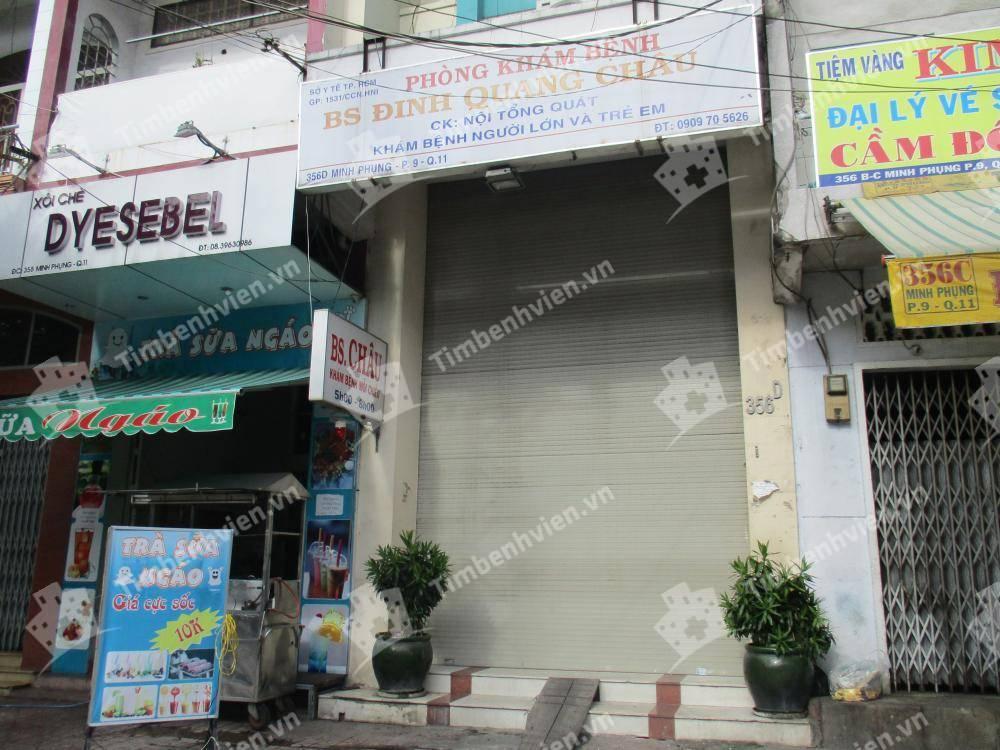 Phòng khám BS. Đinh Quang Châu