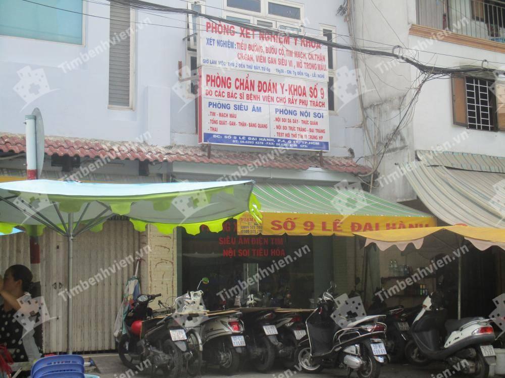 Phòng khám Siêu Âm - BS. Bùi Phú Quang