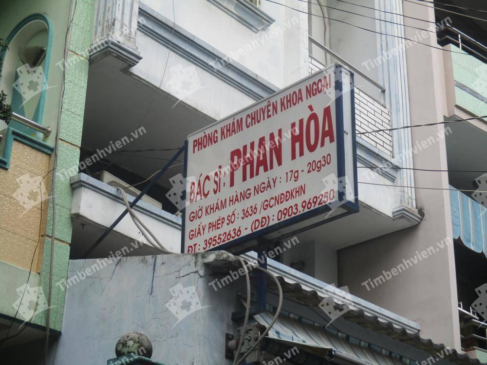 Phòng khám chuyên khoa Ngoại Tổng Hợp - BS. Phan Hòa