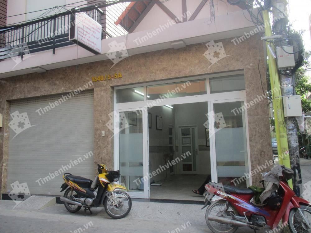 Phòng Khám Chuyên Khoa Xương Khớp - Cổng chính