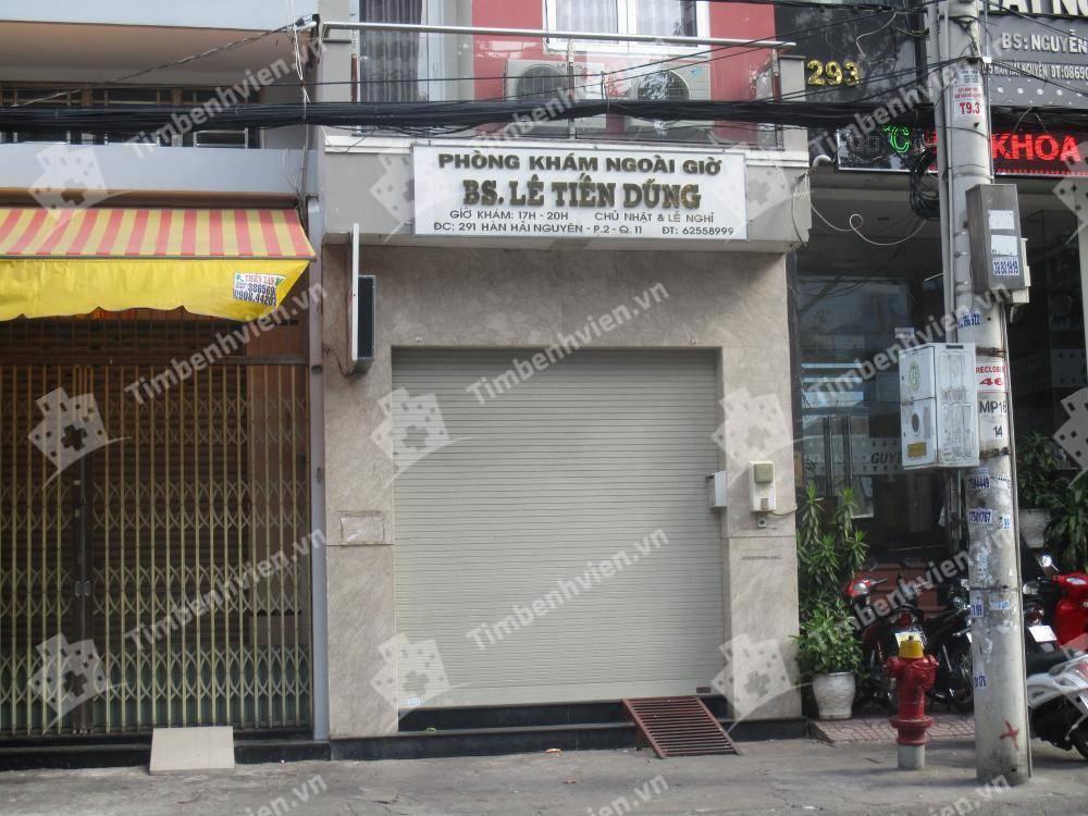 Phòng Khám Chuyên Khoa Lao & Bệnh Phổi - BS. Lê Tiến Dũng