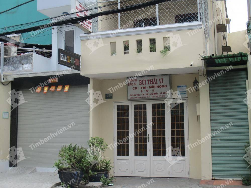 Phòng Khám Chuyên Khoa Tai Mũi Họng BS Bùi Thái Vi
