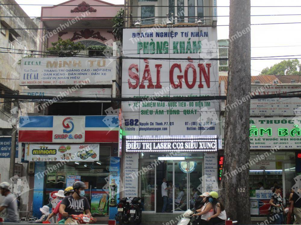Phòng Khám Đa Khoa BS Nguyễn Văn Chương