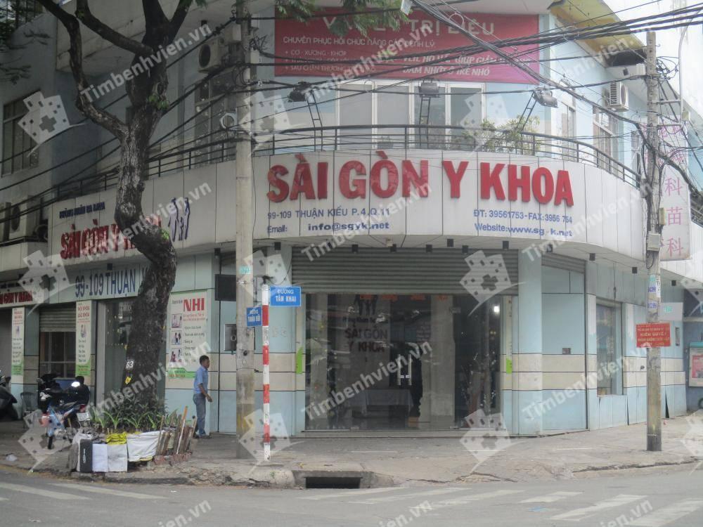 Phòng khám Sài Gòn Y Khoa