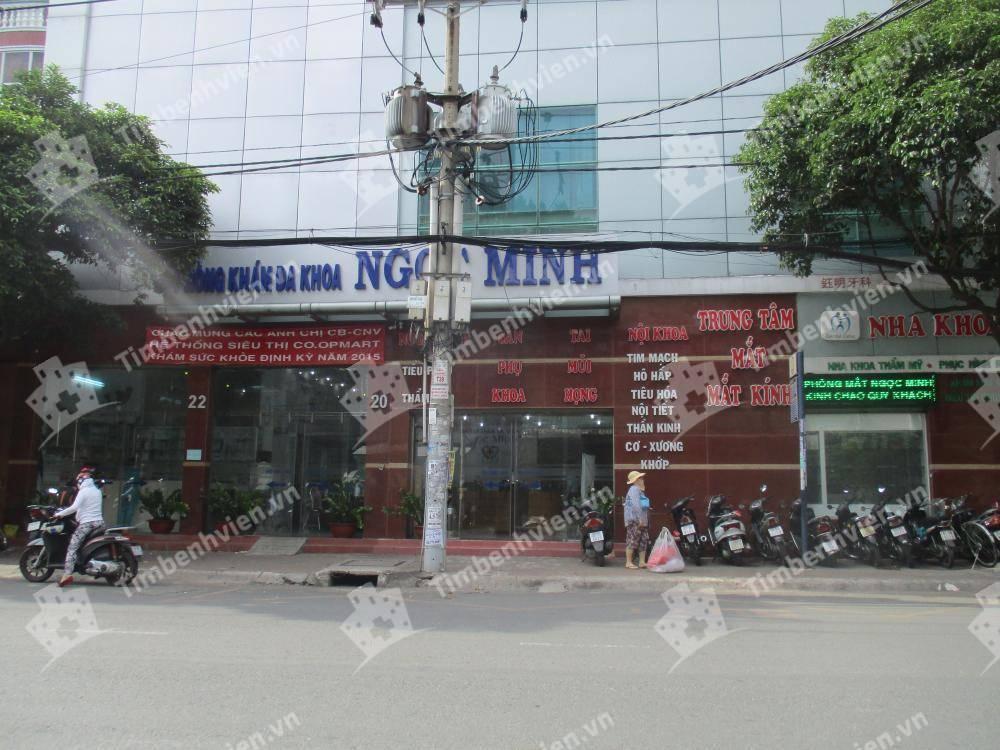 Phòng khám Đa khoa Ngọc Minh
