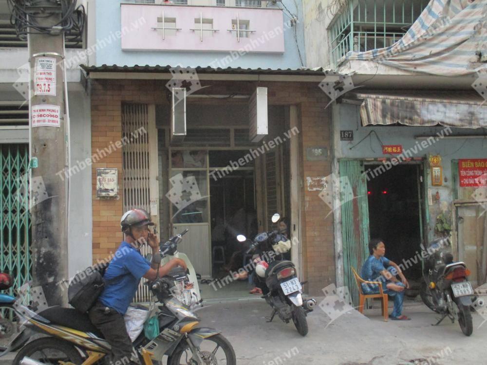 Phòng khám chuyên khoa Mắt - BS. Trần Văn Tây