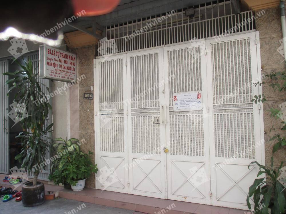 Phòng Khám Chuyên Khoa Tai Mũi Họng - BS. Lê Tự Thành Nhân