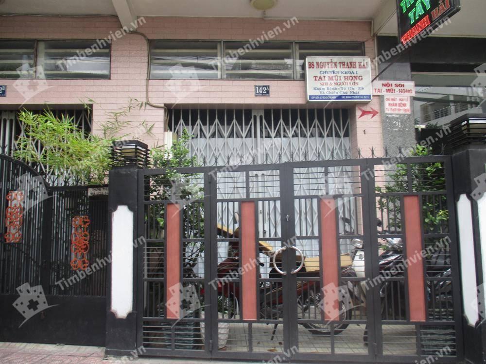 Phòng Khám Chuyên Khoa Tai Mũi Họng - BS. Nguyễn Thanh Hải