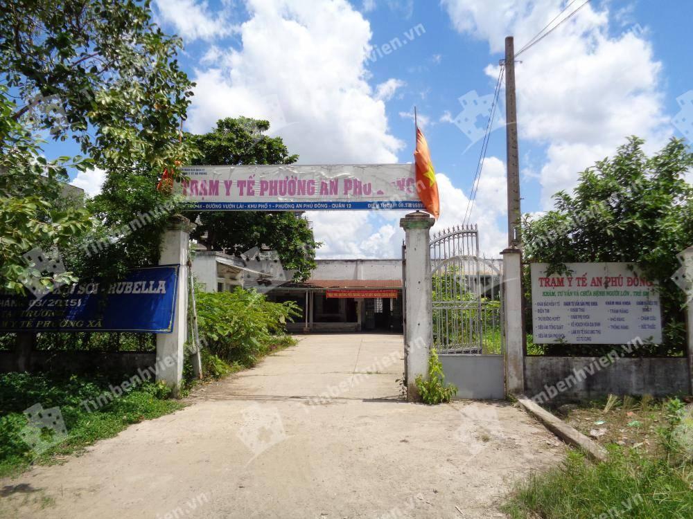 Trạm Y Tế Phường An Phú Đông Quận 12