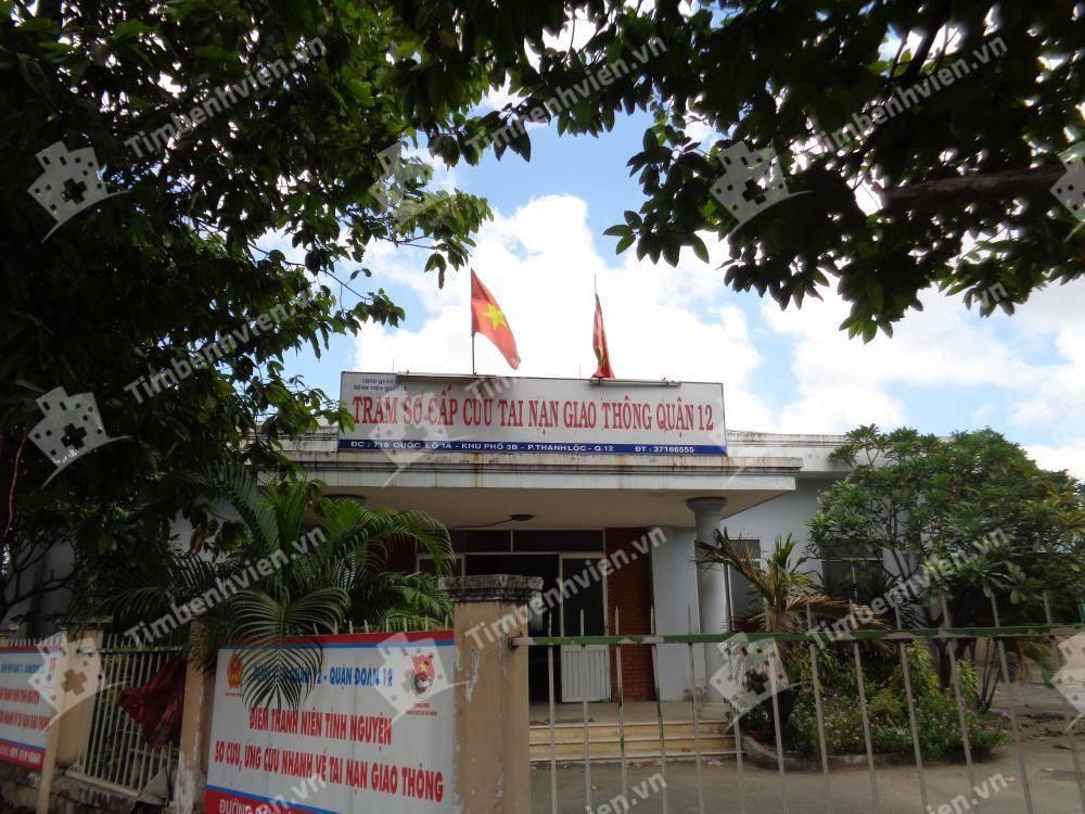 Trạm Sơ Cấp Cứu Tai Nạn Giao Thông Quận 12
