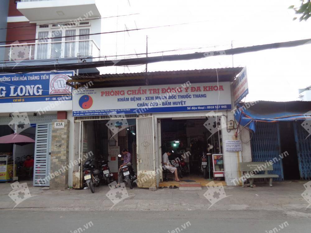 Phòng Chẩn Trị Đông Y Đa Khoa
