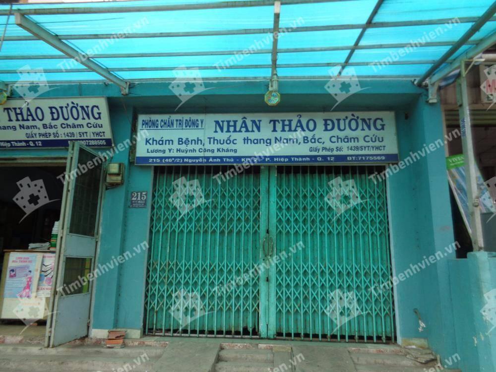 Phòng Chẩn Trị Đông Y Nhân Thảo Đường
