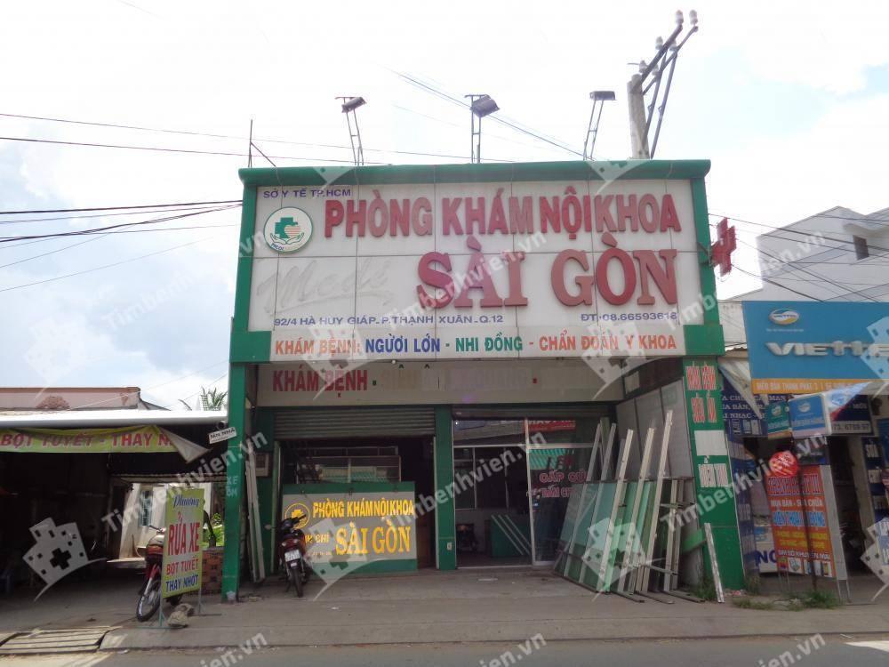 Phòng Khám Nội Khoa Medi Sài Gòn
