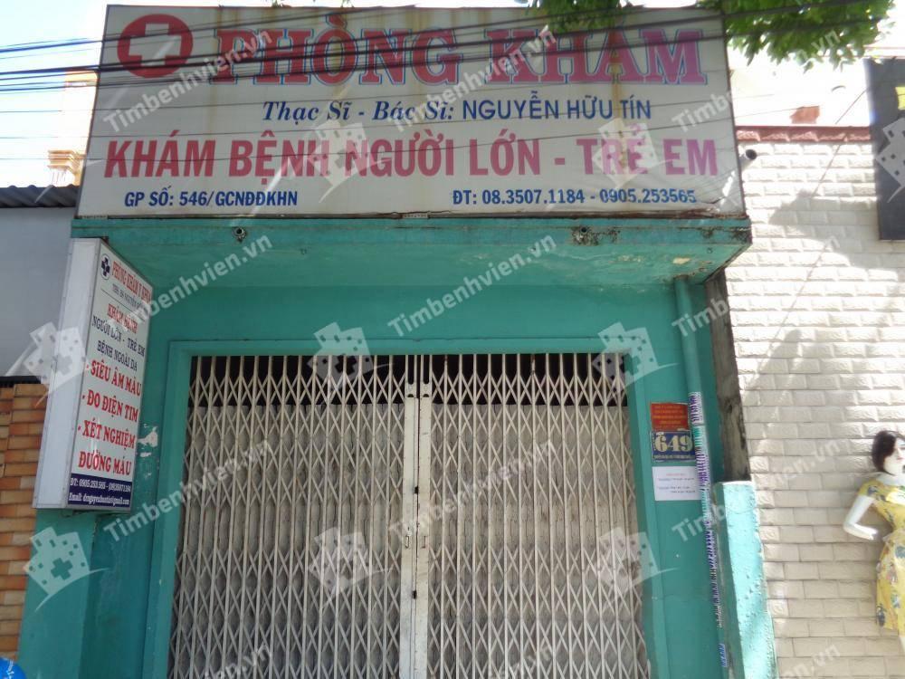 Phòng Khám Bác Sĩ Nguyễn Hữu Tín