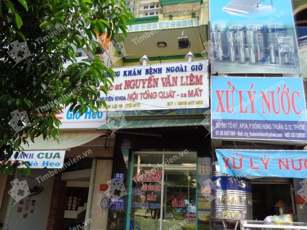 Phòng Khám Bác Sĩ Nguyễn Văn Liêm