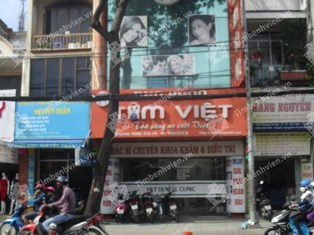 Nha khoa Tâm Việt