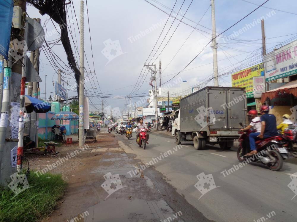 Trạm Y Tế Phường Bình Hưng Hoà Quận Bình Tân