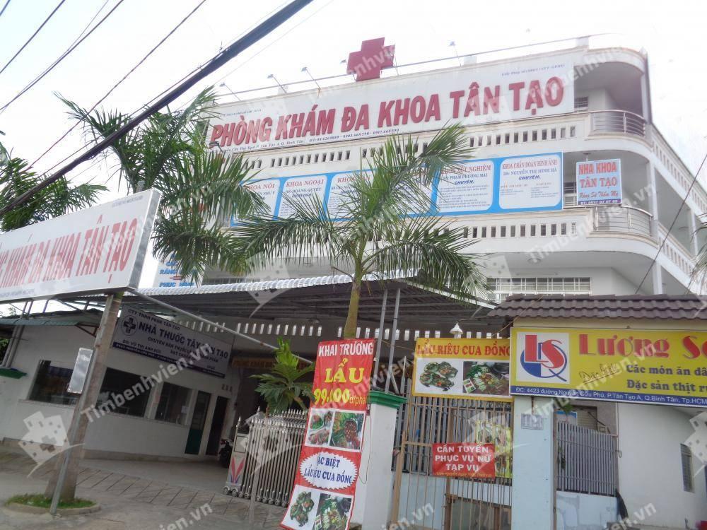 Phòng Khám Đa Khoa Tân Tạo