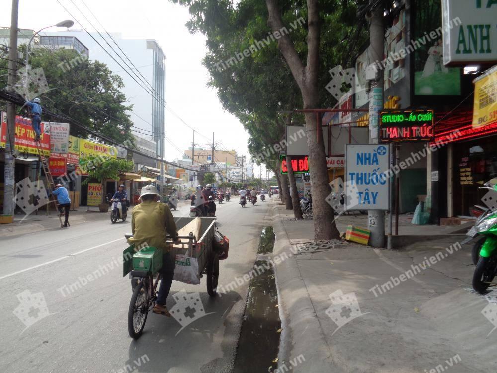 Phòng Khám Sản Phụ Khoa - BS. Phạm Thị Chính