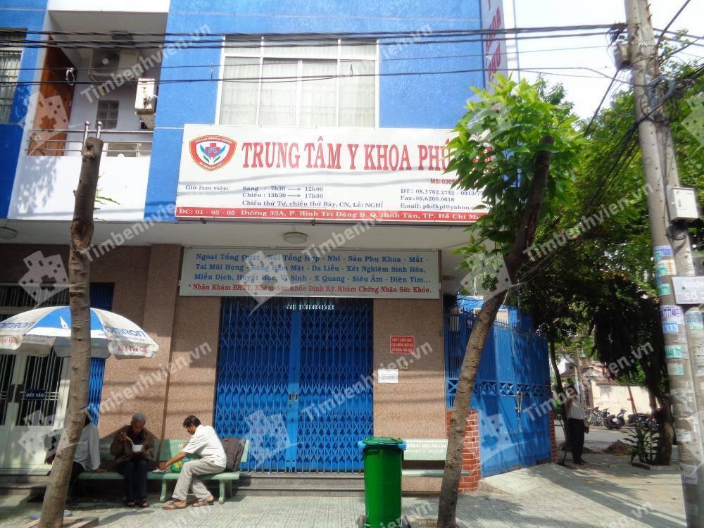 Phòng Khám Đa Khoa Phú Lâm