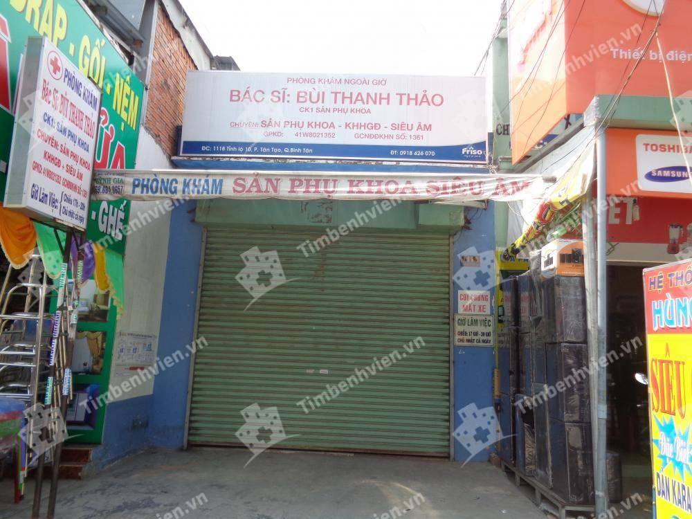 Phòng Khám Phụ Khoa - BS Bùi Thanh Thảo