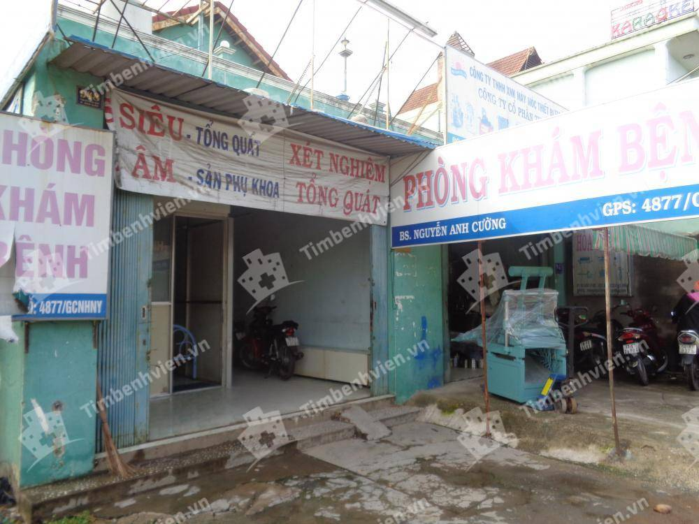 Phòng Khám Bệnh - BS Nguyễn Anh Cường