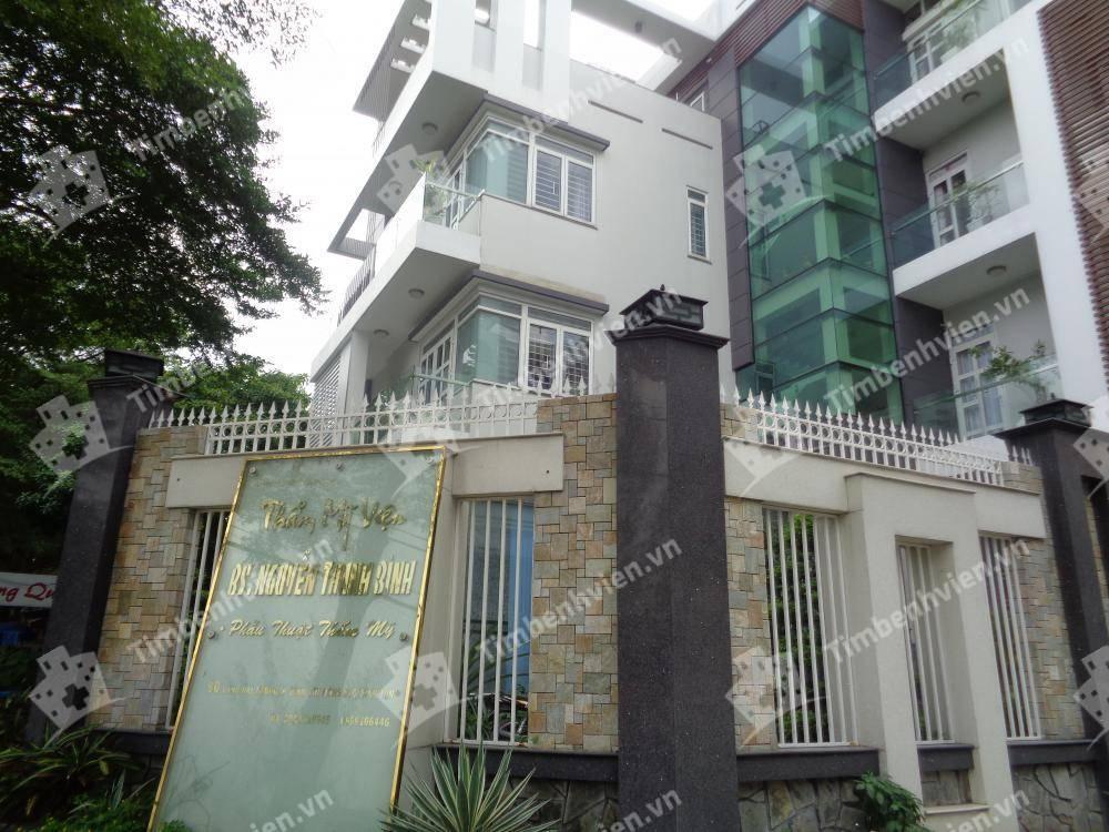 Thẩm Mỹ Viện - BS. Nguyễn Thanh Bình
