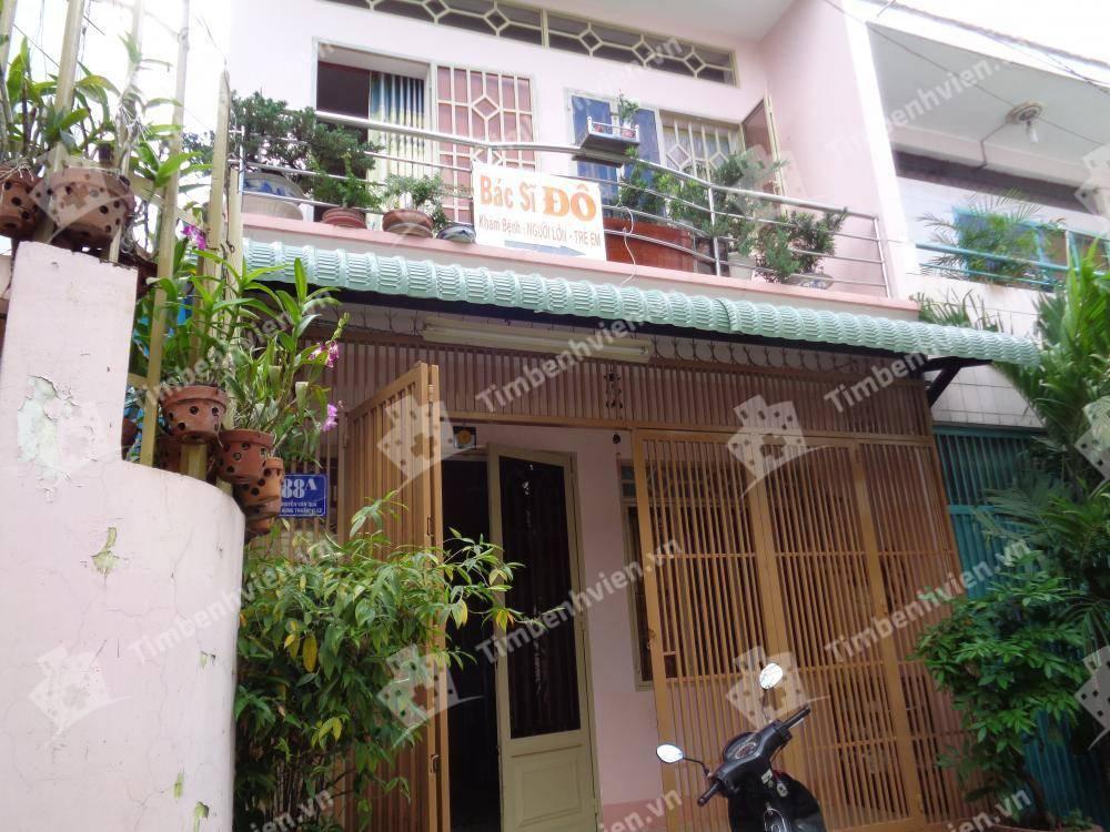 Phòng Khám Chuyên Khoa Nội Tổng Hợp - BS. Nguyễn Đô