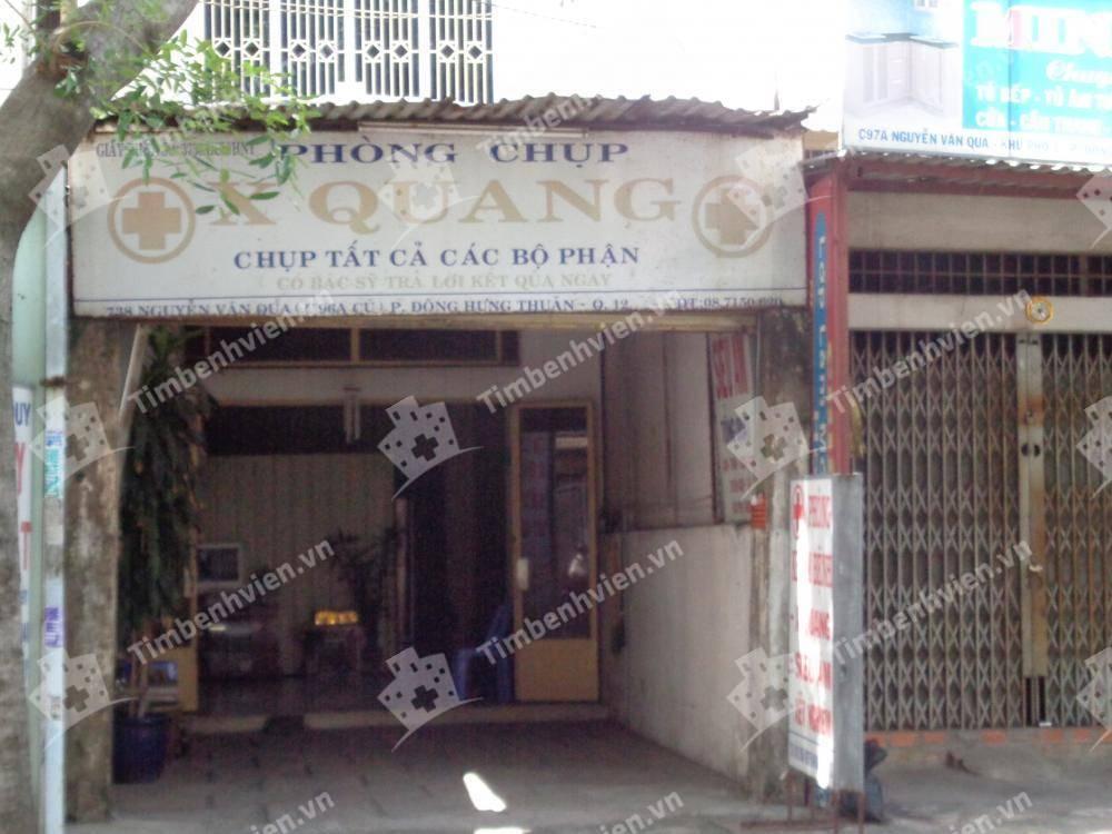 Phòng chụp X-Quang