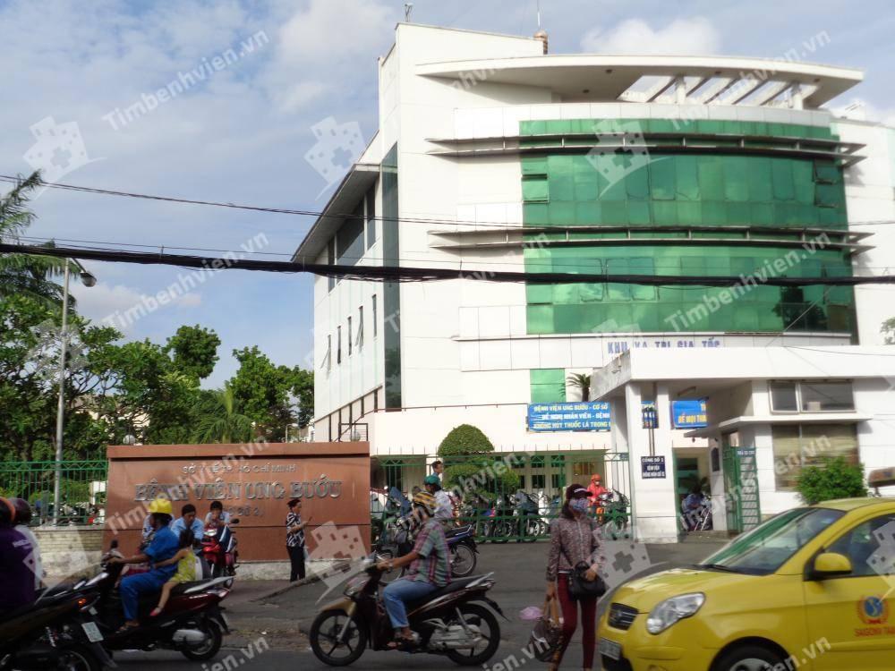 Bệnh Viện Ung Bướu TPHCM