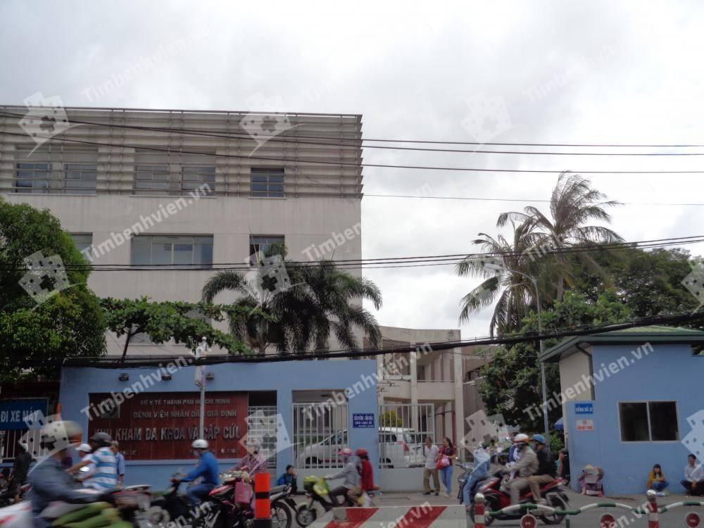 Bệnh Viện Nhân Dân Gia Định - Khu Khám Đa Khoa & Cấp Cứu