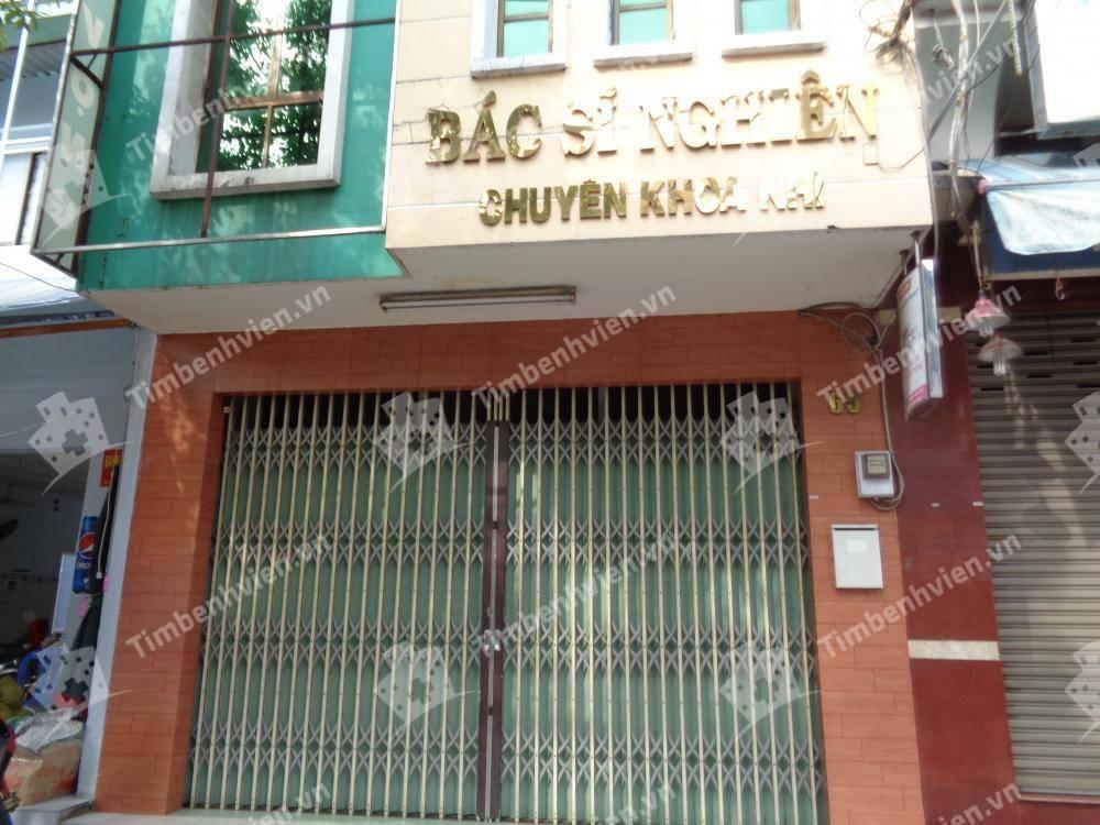 Phòng khám chuyên khoa Nhi - BS. Nguyễn Bá Nghiên