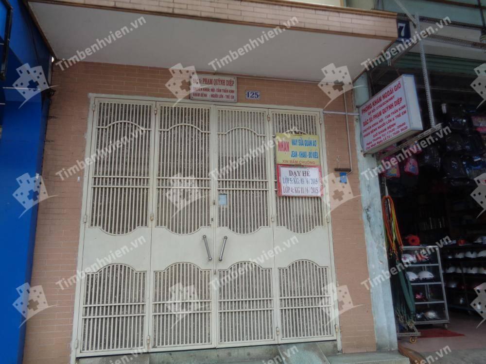 Phòng Khám Chuyên Khoa Thần Kinh - BS. Phạm Quỳnh Diệp