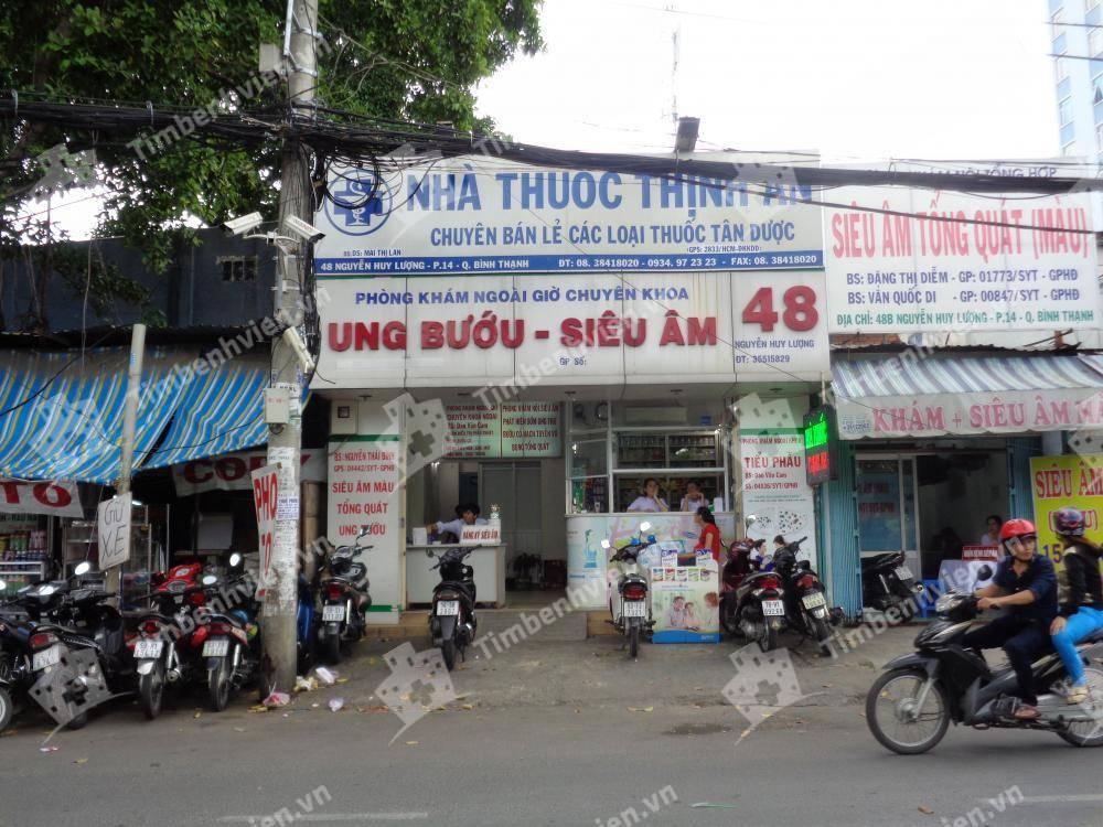 Phòng Khám Chuyên Khoa Ung Bướu - BS. Nguyễn Thái Bình