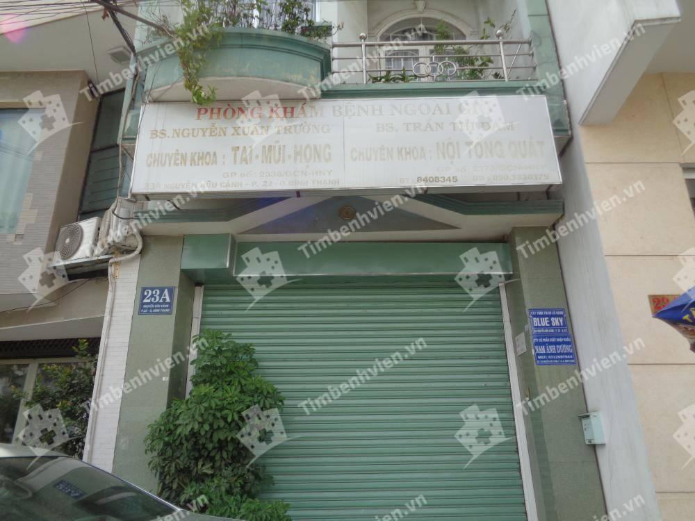 Phòng Khám Tai Mũi Họng - BS Trường & Nội Tổng Quát - BS Đạm