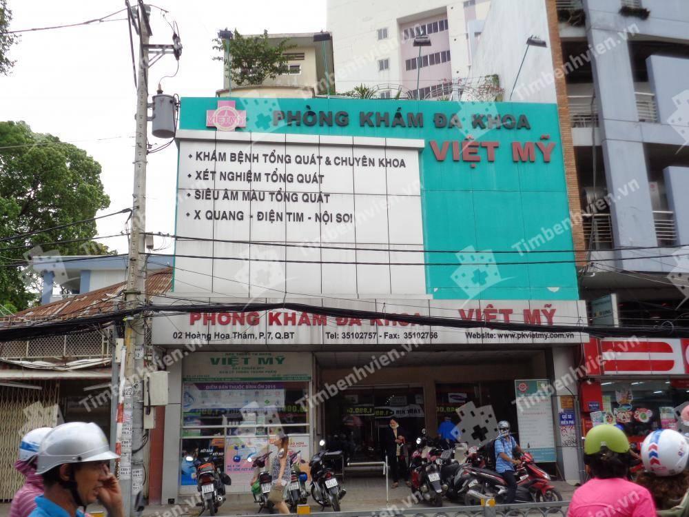 Phòng khám đa khoa Việt Mỹ